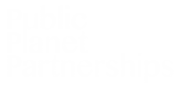 Public-Planet Partnerships Logo